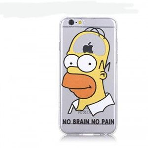 coque iphone 6 homer simpson