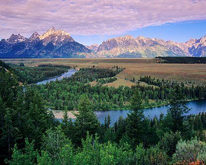 Snake River - Idaho and Wyoming
