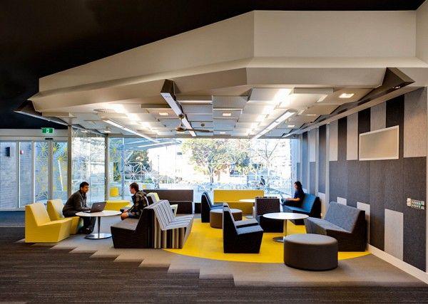 Darren Carnell Architects: La Trobe University - West Lecture Theatre