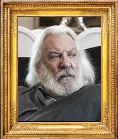 O Donald Sutherland είναι ο Billy Whistler.  #TeleioHtypima