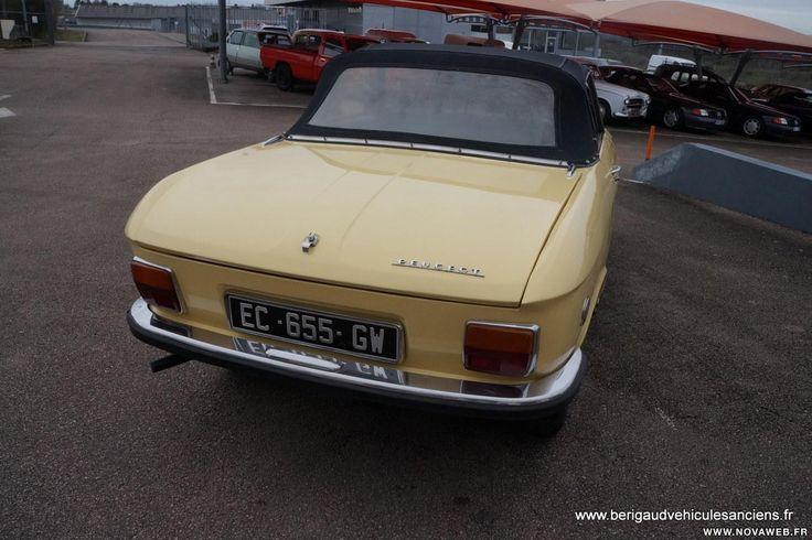Vente voiture ancienne de collection : Peugeot 304 - Petite annonce véhicule et automobile