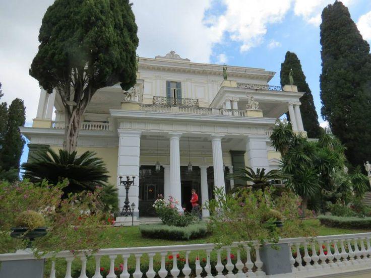 CORFU SISSI'S PALACE