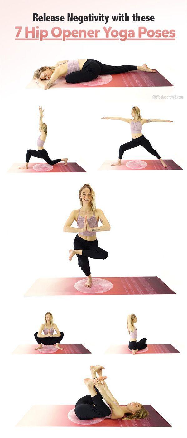 Yoga Exercises Hip Openers