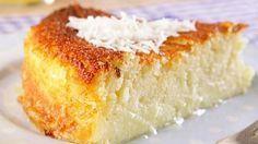 Rendimento1 porções Ingredientes- 4 ovos  - 1 pacote de queijo ralado  - 1 pacote de coco ralado  - 2 xícaras (chá) de leite  - 2 xícaras ( ...
