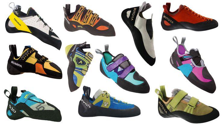 Rock Climbing Shoes Review