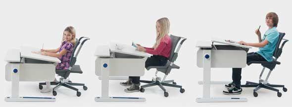 Ergonomikus tanulóhely kialakításához fontos a jó szék megválasztása.  http://mollbutor.hu/forgoszek.html