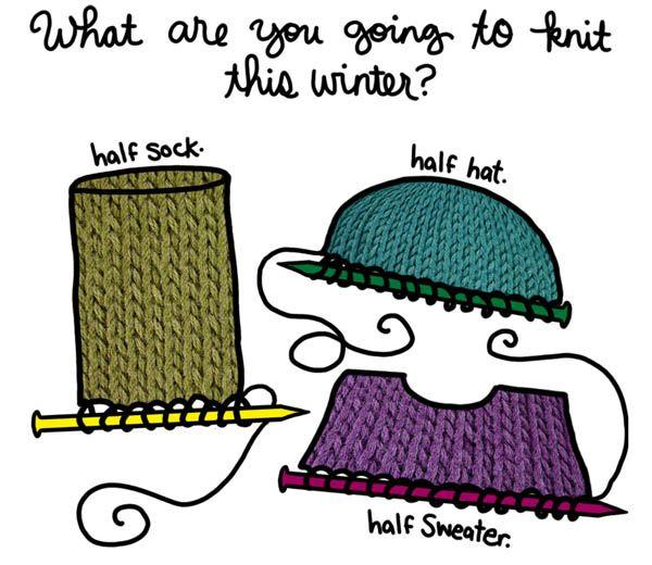 Knitting Jokes Posters : Best knitting humor images on pinterest