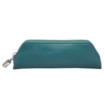 Penhaligons - Small Cosmetic Bag - Teal (change up from the plum one)