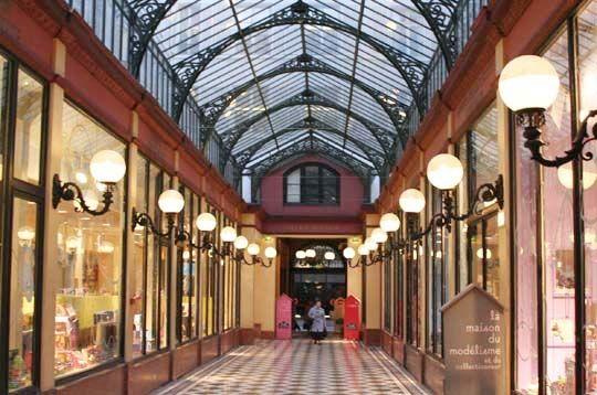 Le Paris des passages: The Prince