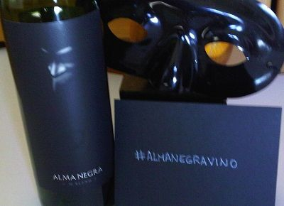 HIPPOVINO: Trois vins rouges pour Halloween - Argentine - Medoza - Alma Negra M Blend - Code SAQ : 11156895