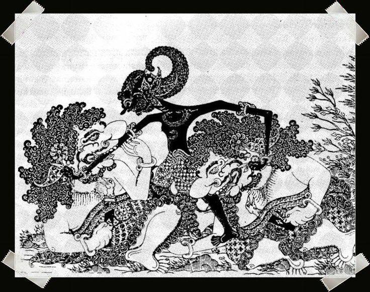 Bima - Rukmuka - Rukmukala (Lakon Dewa Ruci)
