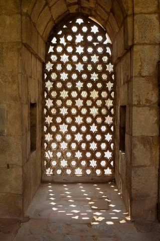 Trellis Work, Qutb Complex, Mehrauli, New Delhi, India # islamic architecture