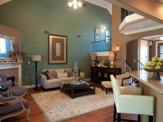 66 best Regency Great Rooms images on Pinterest | Open concept ...