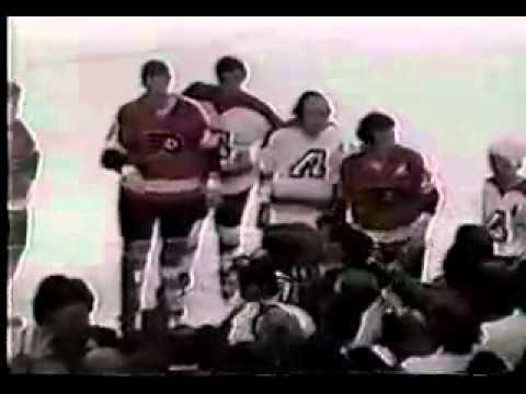 Wild Philadelphia Flyers Atlanta Flames Brawl 1974 Classic Hockey.TV - http://sport.linke.rs/hockey/wild-philadelphia-flyers-atlanta-flames-brawl-1974-classic-hockey-tv/