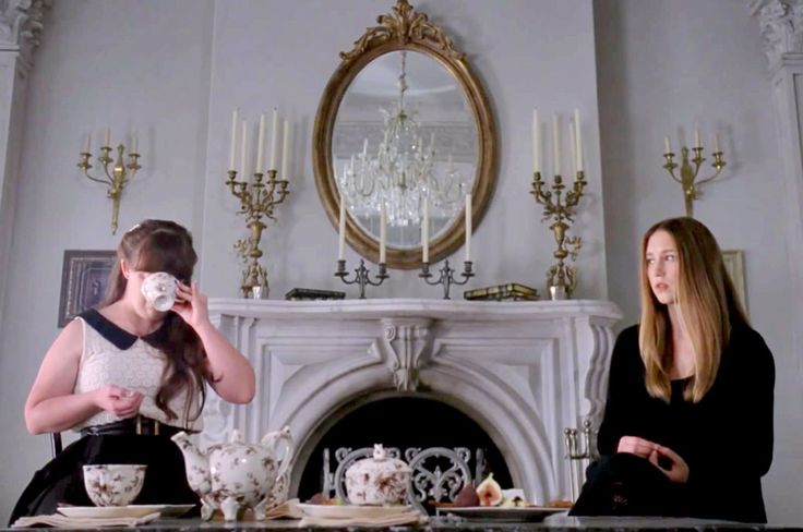 from 11 Fascinating Secrets of the Most Gorgeous House on TV, American Horror Story: Coven | E! Online