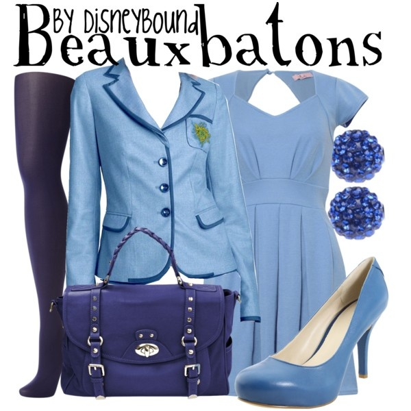 """""""Beauxbatons"""" by lalakay on Polyvore #harrypotter"""