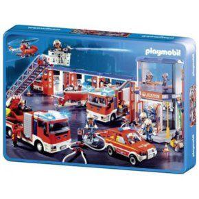 Playmobil, Les sapeurs-pompiers à 22,00 € chez La Redoute Marketplace #playmobil #noel