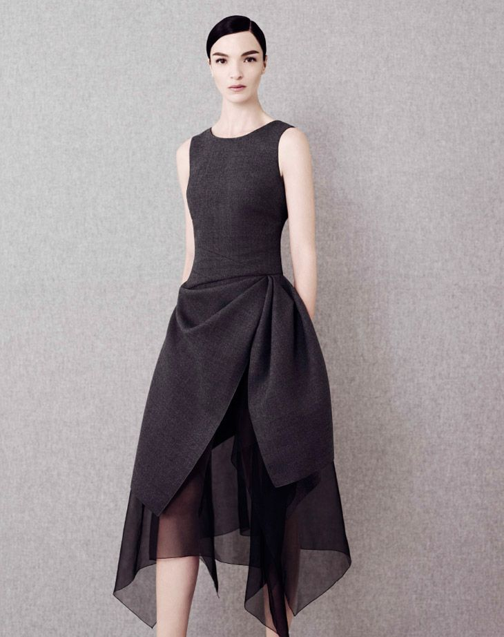 Mariacarla Boscono for Bergdorf Goodman Fall 2013