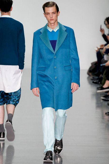 Richard Nicoll | Fall 2014 Menswear Collection | Style.com