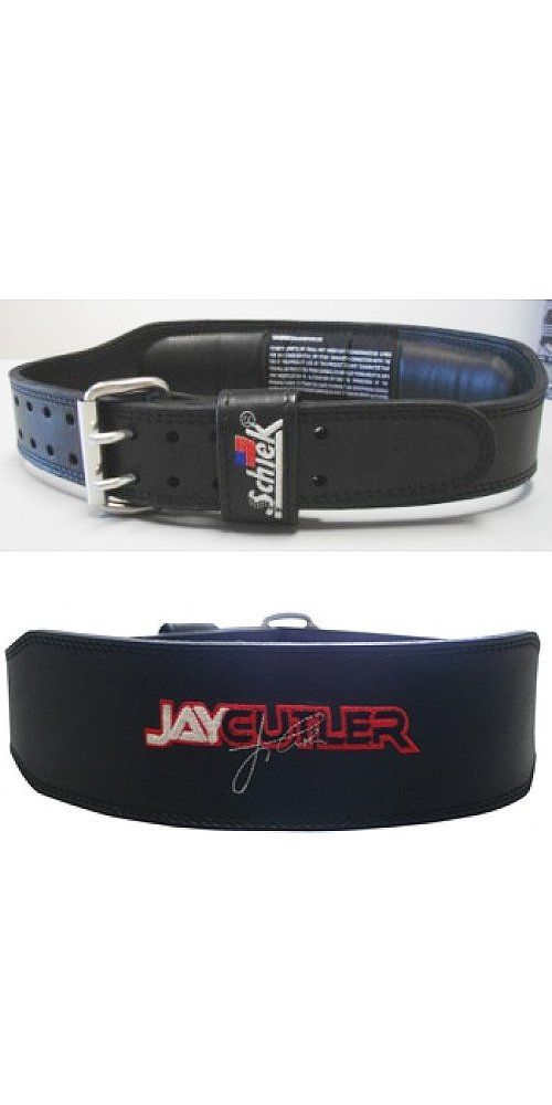 Jay Cutler Signature Belt (Small: 27 in. - 32 in. Waist). Small: 27 in. - 32 in. Waist. 4 in. width in back. Tapered sides. Heavy duty stainless steel buckle. Designed and worn by 4-time Mr. Olympia - Jay Cutler Jay's custom logo embroidered on back.