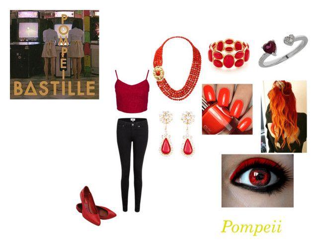 bastille pompeii shirt