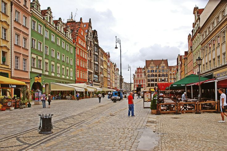 Wroclaw-old town