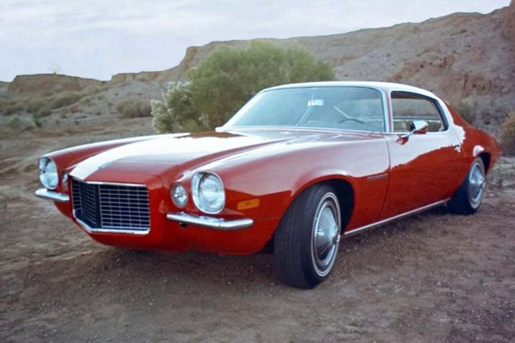 Chevrolet Camaro-1970