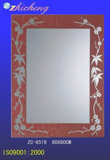 painting mirror frames | hand painted mirror frames