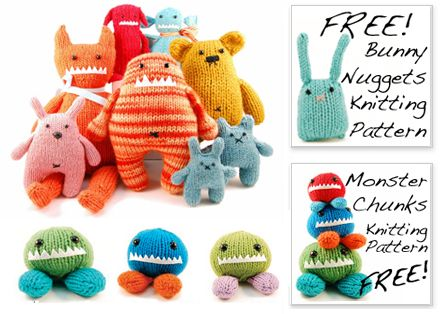 monster_patterns: I think I will knit some of these up for treasure box prizes