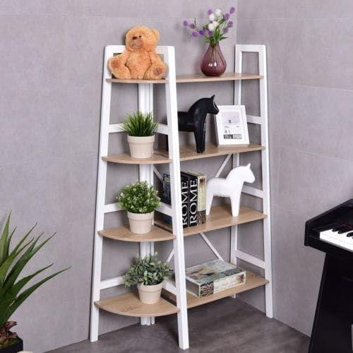 Urban Ladder Kitchen Shelf: Best 25+ Ladder Storage Ideas On Pinterest