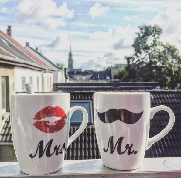 #inspirational | Fashionable Streets, tea, coffee, mr and mrs http://fashionablestreets.blogspot.com
