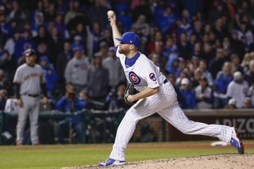 The Chicago Cubs placed closer Wade Davis on the paternity leave list before Monday night's game against the Miami Marlins at Wrigley Field.