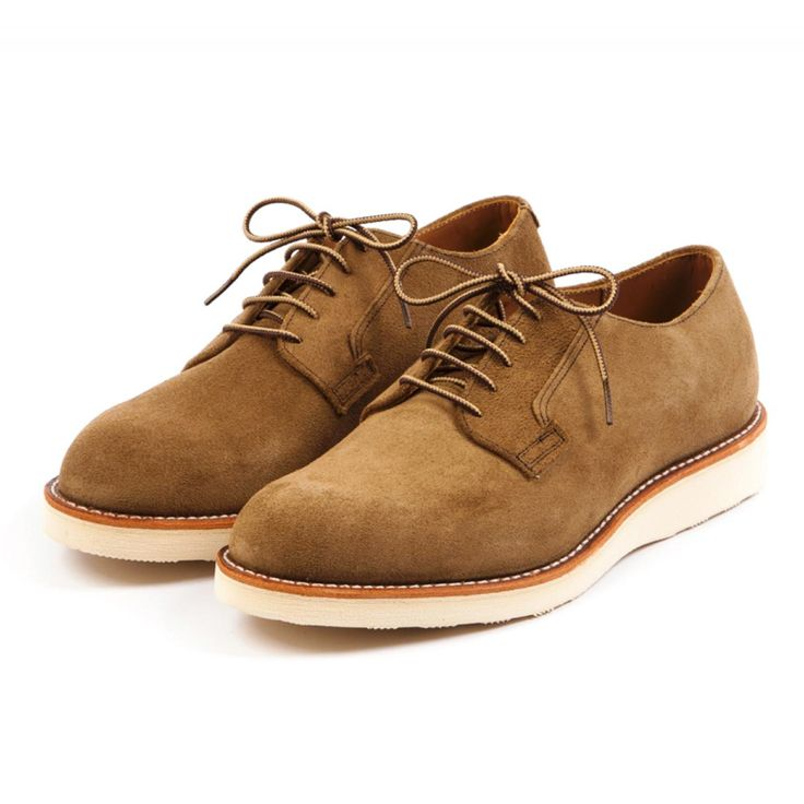 Red Wing POSTMAN Oxfords.