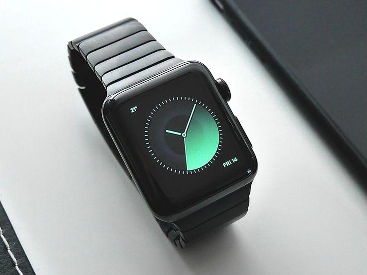 Apple Watch / Samsung Gear S2 by Oliur
