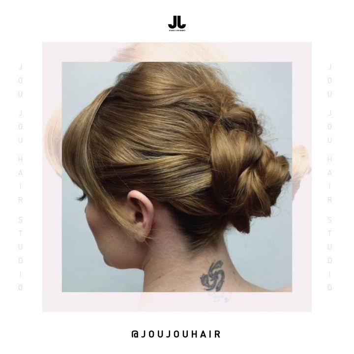 Bridal Up-Do | Wedding Hair | JouJou Hair Studio