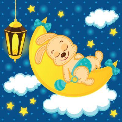 Κοιμισμένο λαγουδάκι | Παιδικά