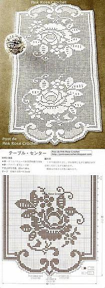 100 Best Crochet Filet Crochet Images On Pinterest Crochet