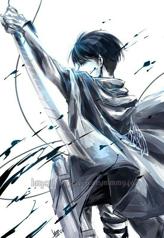Levi // Attack on titan // Shingeki no kyojin