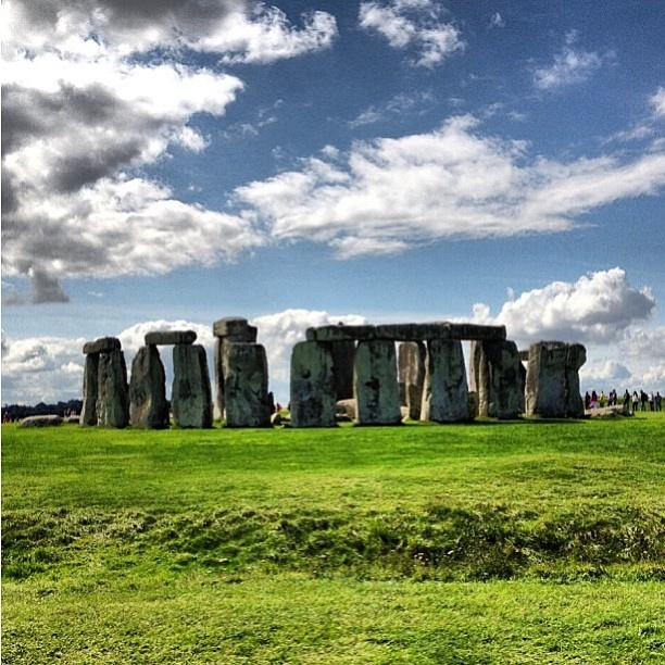 Stonehenge, United Kingdom ✽ Photo Credit: @See_The_Planet