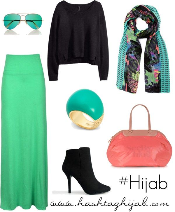 Hashtag Hijab Outfit #3
