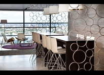 Lovely partition wall idea