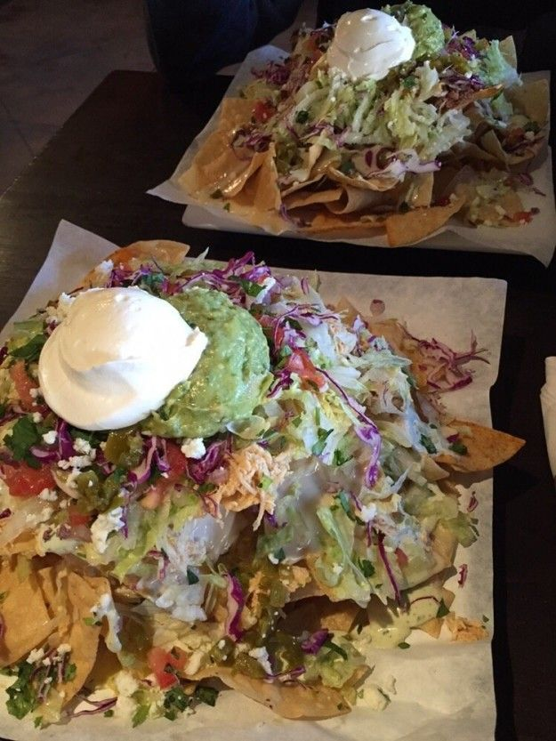 Yucatan Taco Stand in Fort Worth, Texas | The 30 Best Nachos In America