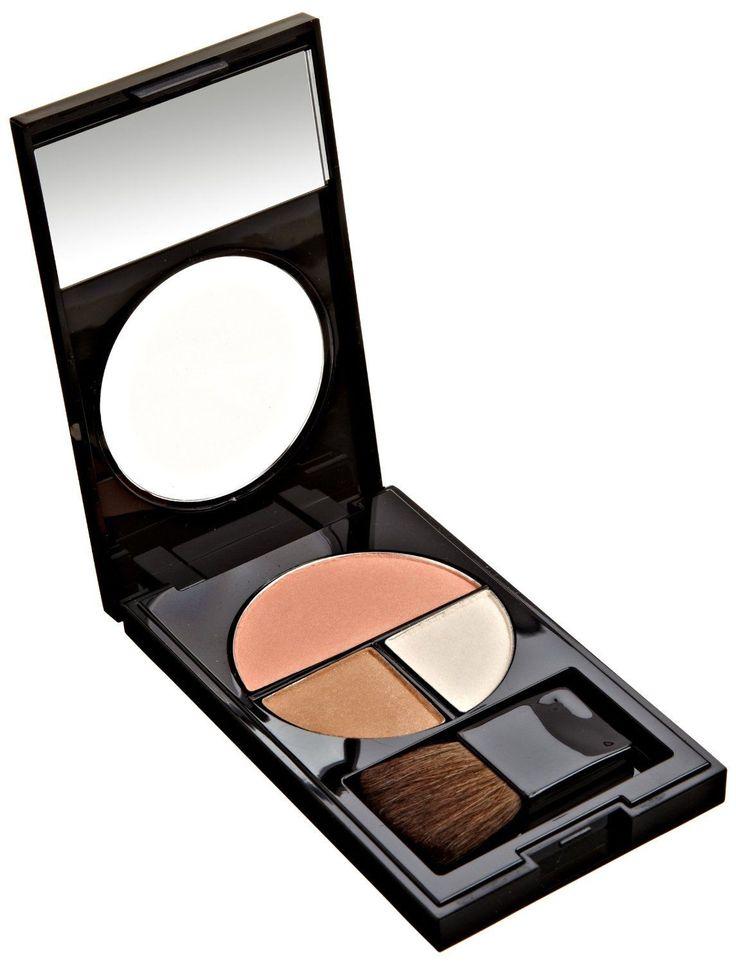 Εμπνευσμένη από κορυφαίους make-up artists, η Photoready Sculpting Blush Palette από τη Revlon, είναι μία τριπλή παλέτα ρουζ που θα σας χαρίσει πολυδιάστατο look! Οι τρεις αποχρώσεις της Highlighter – Blush – Contour δίνουν χρώμα στα μάγουλα, φωτίζουν τα ζυγωματικά και δημιουργούν κοψίματα και