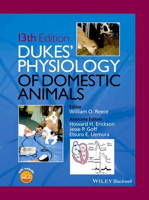 Dukes' Physiology of Domestic AnimalsWilliam O. Reece, Howard H. Erickson, Jesse P. Goff, et al. 2015