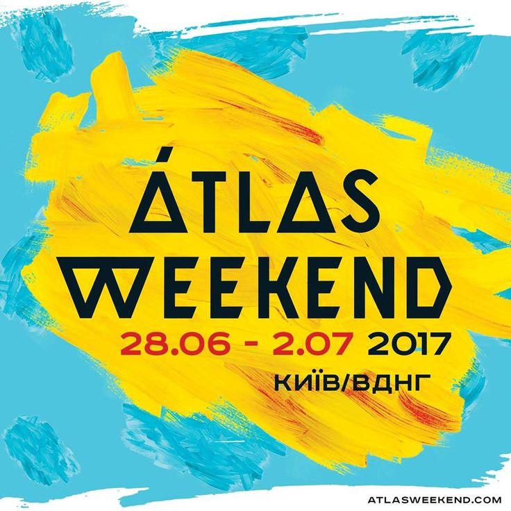 Строим Планы на Последние Выходные Июня  #музыка #Atlasweekend #фестивали #отдых