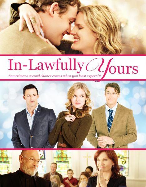 Невестка на выданье / In-Lawfully Yours (2016/DVDRip)  Очаровательный романтический игровой фильм о двух людях, которых связала одна семья. История их отношений и новых открытий в жизни.
