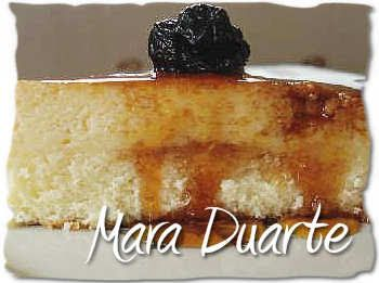 Bolo Pudim de Leite (Mara Duarte) - Culinária-Receitas - Mauro Rebelo