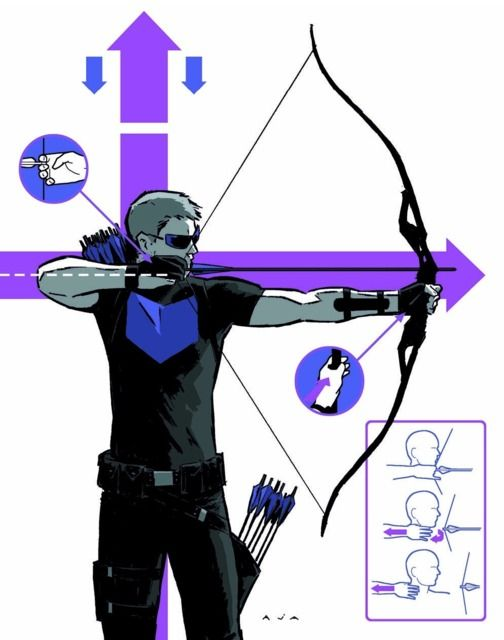 Hawkeye screenshots, images and pictures - Comic Vine