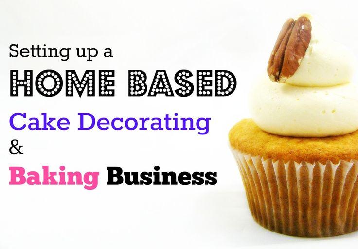 Custom cake business plan