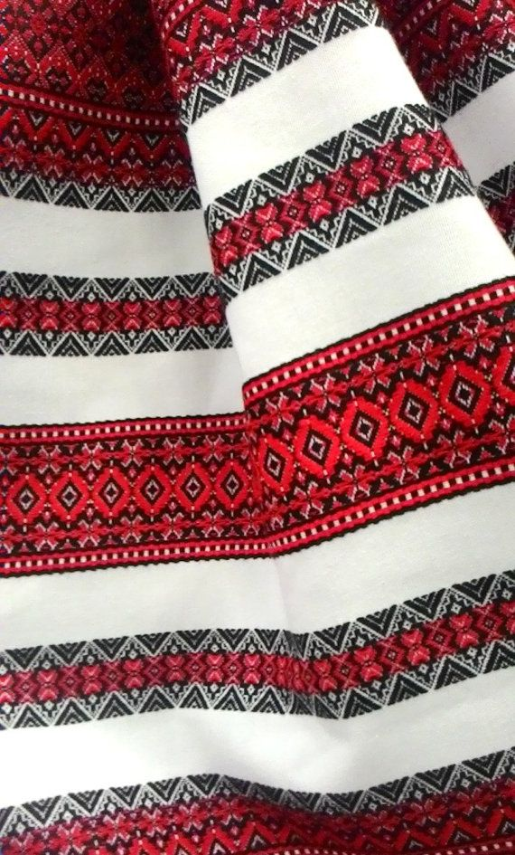 invitation to wedding ukrainian textiles and traditions%0A Ukrainian table linens woven fabric boho fabric linen fabric embroidery fabric  Ukrainian fabric ethnic fabric